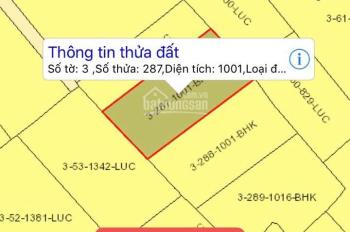 Bán lô đất xã phước khánh nhơn trạch oto vào tới đất gần đường phạm thái bường LH: 0931100811