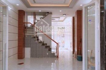 Nhà mới đẹp 3 tấm hẻm 4m Hàn Hải Nguyên, P1. DT: (4,5x13)m, giá: 6,8 tỷ(TL)