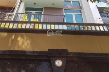 Cho thuê nhà phân lô Trung Yên 11, Cầu Giấy, Hà Nội. DT 80m2, 5 tầng, MT 5m, giá 35tr/th
