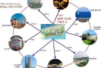Bán đất đường 10m5 khu Nam Việt Á ven sông Hàn quận Ngũ Hành Sơn