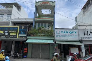 Cho thuê nhà 2 mặt tiền 220A Lâm Văn Bền, P. Tân Quy, Q. 7, DT 5.14x15m, 2L, 30tr