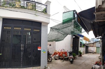 Bán đất Quách Điêu, Vĩnh Lộc A, Bình Chánh (hẻm F12) 62m2 (HXH) TL