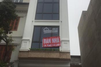 Bán nhà đẹp, bán nhà mặt phố 36 Chu Huy Mân, Long Biên, HN (Đường chính vào Vinhomes LB)