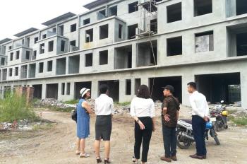 Hot! Bán BTLK Đặng Xá, Gia Lâm, 4 tầng, 132 m2, 2 mặt tiền, khu KD, 0856215656.