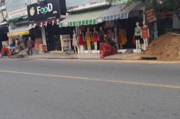 Bán nhà 1 trệt 1 lầu sổ chung mặt tiền chợ Việt Lập, An Bình, Dĩ An, Bình Dương