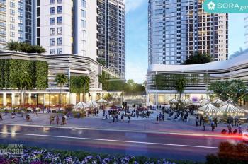 Chủ đầu tư Nhật Bản - căn hộ hạng sang đầu tiên thành phố mới - thanh toán 2 năm 0% lãi suất