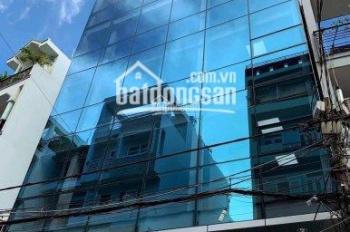 Bán tòa nhà mặt tiền đường Út Tịch, Phường 4, Tân Bình. (DT 9x20m, Hầm + 5L), giá chỉ 50 tỷ