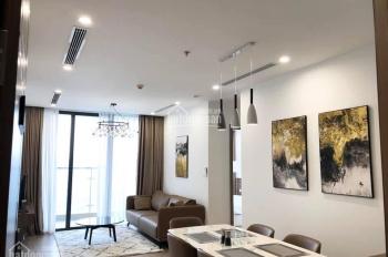 Chính chủ cho thuê căn hộ chung cư cao cấp Vinhomes Phạm Hùng, 3PN, đủ đồ giá 25tr (đồ đẹp)