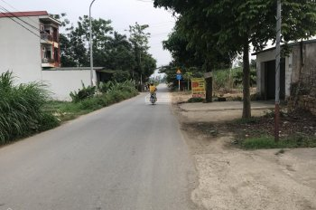 Bán đất Bình Yên, Thạch Thất giá từ 3,5 triệu/m2, đường ô tô vào thoải mái, 0973563686