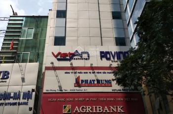Bán gấp nhà đường Nguyễn Thái Bình, Q1 (4,2 x22m) trệt 3 lầu, giá 32 tỷ