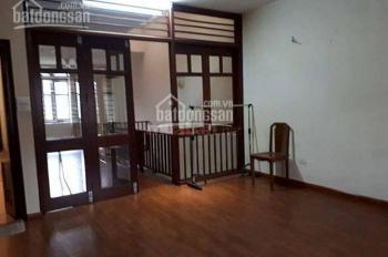 Cho thuê nhà riêng 3.5 tầng khu vực Trần Khát Chân, 8tr/th
