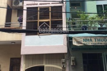 Cho thuê nhà nguyên căn 1T 3L HXH Nguyễn Thiện Thuật, Quận 3