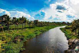 Bán đất biệt thự R1 khu đô thị FPT Đà Nẵng, DT: 416m2, view hồ sinh thái, giá 10 tỷ