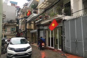 Cần bán nhà lô góc mặt ngõ, kinh doanh, ô tô, phố đường Kim Mã, Ba Đình, 6,5 tỷ. LH 0966661199