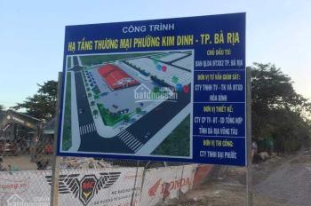 Khu dân cư Kim Dinh 4, TP Bà Rịa, Vũng Tàu, thanh toán linh hoạt. Liên hệ ngay 0834070593