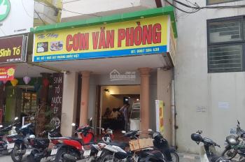 Sang nhượng quán Cơm Văn Phòng đang KD tốt ở Hoàng Quốc Việt - Cầu Giấy, Hà Nội - LH 0912027472