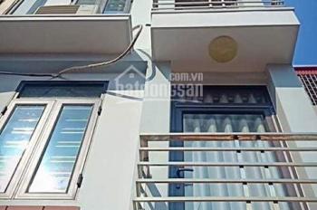 Nhà cần bán gấp nhà Khương Trung, phân lô quân đội, 40m2 x 4 tầng, MT 5m, 2.69 tỷ, LH: 085.326.6688