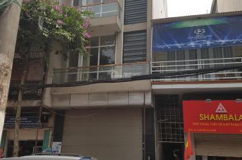 Cho thuê tòa nhà văn phòng phố Nguyễn Khuyến, phường Văn Miếu, Đống Đa, Hà Nội