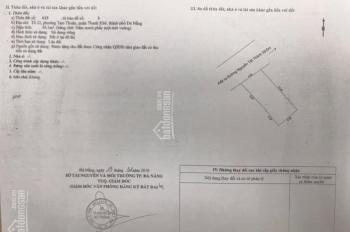 Cần bán nhanh lô đất kiệt 2 ô tô tránh nhau Nguyễn Tất Thành, sau lưng trường Đinh Bộ Lĩnh