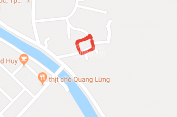 Đất phường Ái Quốc, TP Hải Dương, lô góc, 2 mặt tiền, SĐCC