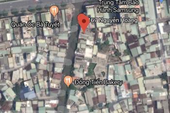 Cần bán căn Nhà 3 Tầng 2MT Đường Nguyễn Hoàng TTTP . Sát Ngã Tư Nguyễn Văn Linh