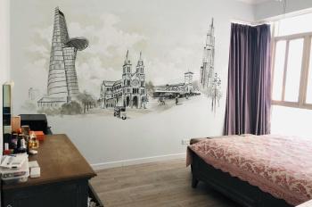 Bán căn hộ 3 phòng ngủ Vista An Phú, tầng thấp, view hồ bơi, hướng tây tứ trạch