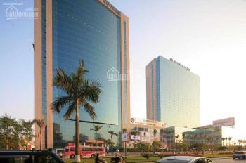 Cho thuê văn phòng tòa nhà Charmvit Tower, Trần Duy Hưng, Cầu Giấy. 100 - 300m2 giá 350.000đ/m2/th