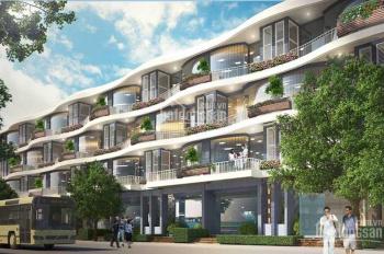 Bán căn nhà phố Châu Âu, thiết kế hiện đại, đường An Dương Vương, 5x18m, 4 tầng, đường 12m - 18m