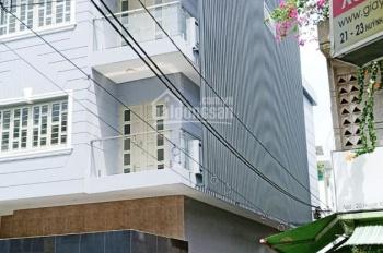 Bán gấp nhà 2 MT Huỳnh Khương Ninh, Đa Kao, Quận 1 5.4x16.5m 5 lầu. Giá: 30 tỷ