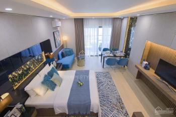 Chính chủ cần bán lại căn hộ 1PN tầng cao view biển dự án Flamenco Quy Nhơn, giá sát giá hợp đồng