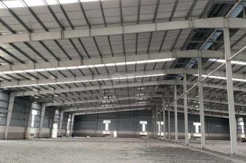 Cho thuê kho, nhà xưởng riêng biệt 6000m2 mặt tiền tại Cảng Thành Tài, huyện Bến Lức, tỉnh Long An