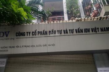 Cho thuê nhà liền kề Nguyễn Cơ Thạch, 56m2 x 4 tầng, phường Mỹ Đình 2, Nam Từ Liêm. 16tr