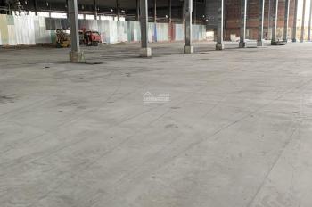Cho thuê nhà xưởng tiêu chuẩn mặt tiền đường Quốc Lộ 1 thuộc xã Phước Lợi, huyện Bến Lức, Long An