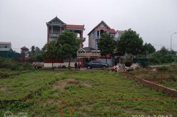 Bán đất sổ đỏ 121,76m2 tại chân cầu Phùng, Hiệp Thuận, Phúc Thọ, giá phù hợp nhất