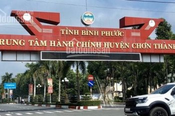 Bán lô đất nền sổ sẵn giá rẻ vị trí siêu đẹp tại trung tâm thị trấn Chơn Thành, Bình Phước