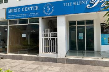 Cho thuê căn shop house chung cư Hoàng Anh Thanh Bình. Mặt trước block B, giá 13tr/tháng
