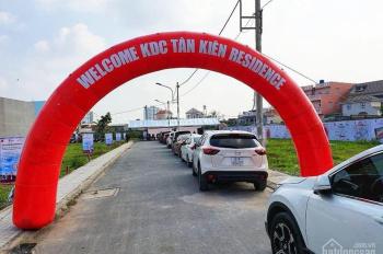 Cơ hội sở hữu đất nền sổ đỏ ngay vòng xoay An Lạc - Bình Tân, giá chỉ 31tr/m2, ngân hàng HT vay 70%