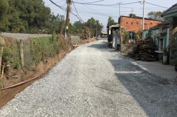 Bán đất thổ cư +vườn, 8,3x30 =249m2, giá 2,49 tỷ, tại Tân Phú Trung, Củ Chi