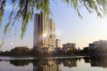 Suất giá rẻ căn 135m2 (3PN + 1) giao thô view hồ Văn Quán, giá chỉ từ 19.6 triệu/m2