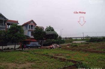 Bán đất chân cầu Phùng, hướng Tây Bắc