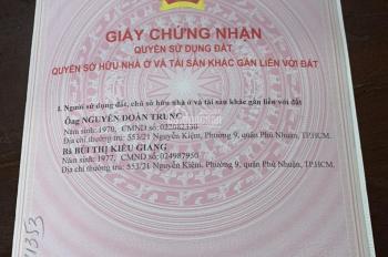 Căn góc 2 mặt đường Phổ Quang 16m x 18m GPXD 1 hầm, 8 lầu; bán 55 tỷ (gần CV Hoàng Văn Thụ)