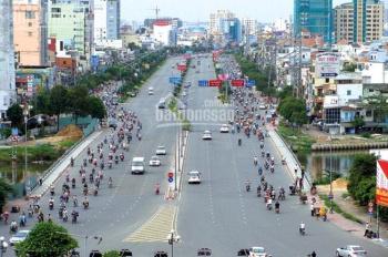 Bán nhà 3 tầng 2 mặt tiền đường Điện Biên Phủ, diện tích 215m2