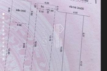 Gia đình chuyển đi nước ngoài bán gấp nhà mặt tiền 3 tầng Thái Thị Bôi, quận Thanh Khê, chính chủ