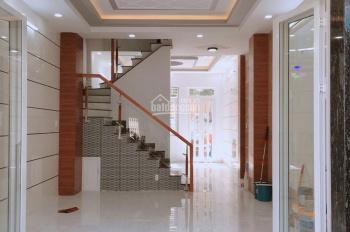 Bán nhà mới xây 100% hẻm 4m, đường Hàn Hải Nguyên, P. 1, Q. 11. DT 4.93x11.5m, 2 lầu ST, 6.9 tỷ TL