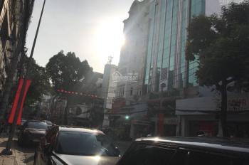 Cho thuê nhà góc 2 mặt tiền hẻm 10m Nguyễn Thị Minh Khai, Đa Kao, Quận 1 (9x10m) 3 tầng sân thượng