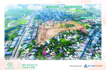 Nhận đặt chỗ GD1 dự án mới tại trung tâm TP Quảng Ngãi, phù hợp để đầu tư ban đầu, giá từ 20tr/ m2