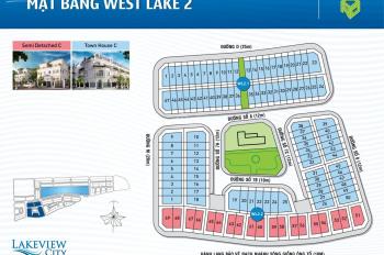 Chính chủ bán căn biệt thự view sông Giồng Ông Tố 8x22m, giá 17 tỷ gồm hết tất cả có thương lượng