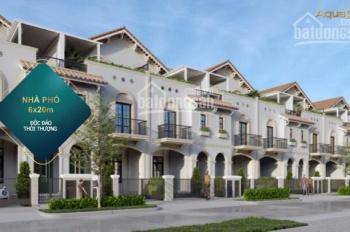 Nhà phố Aqua City 6x20m 1T2L 5,9 tỷ ưu đãi lên đến 100 chỉ vàng SJC, 0909885504 giá tốt nhất từ CĐT