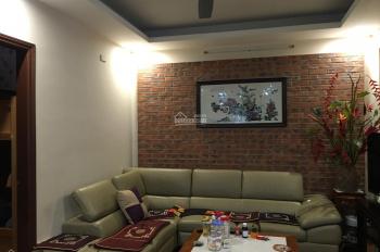 Bán nhà 8 tầng 90m2 ngõ 106 Hoàng Quốc Việt, Nghĩa Tân, Cầu Giấy lô góc 2 mặt đường 16,5 tỷ