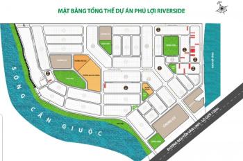 Khai xuân 23 lô đất KDC Phú Lợi, P7, Q8, nền 5x20m giá tốt có sổ cấp sẵn chỉ 21tr/m2. LH 0931022221